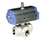 automated ball valve