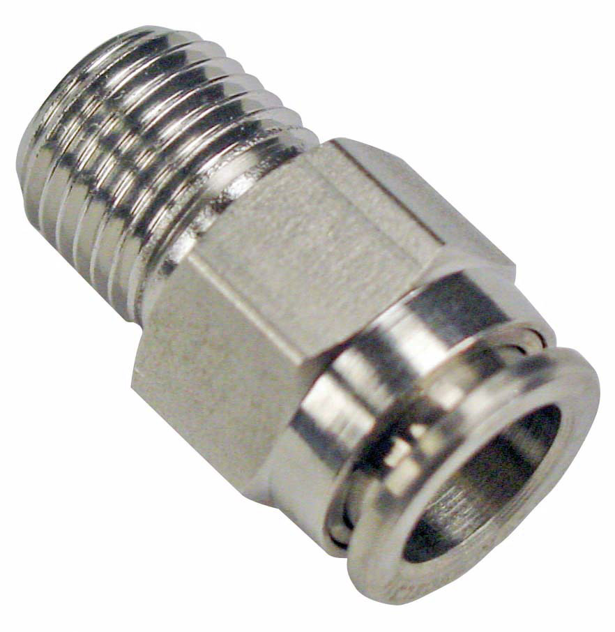 Push in fitting stainless steel timmer